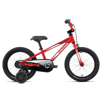 Specialized Hotrock 16 Coaster Boys Red/White/Black