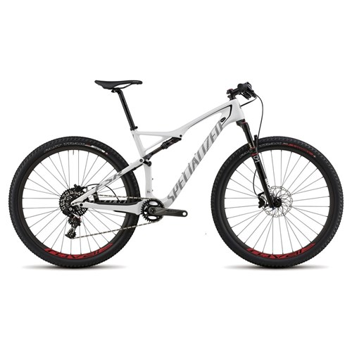 Specialized Epic FSR Expert Carbon WC 29 White/Black 2015