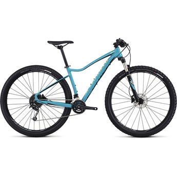 Specialized Jett Comp 29 Satin Turquoise/Powder Green/Tarmac Black