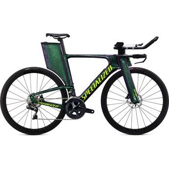 Specialized Shiv Expert Disc Udi2 Gloss Green Chameleon/Hyper Green