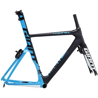 Giant Propel Advanced SL-FF Comp/Black/Cyan (Matt/Gloss) 2016