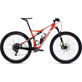 Specialized Epic FSR Expert Carbon World Cup 29 Gloss Moto Orange/Baby Blue