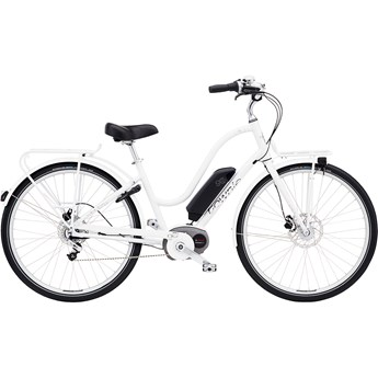 Electra Townie Commute Go! 8i Step-Thru White