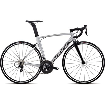 Specialized Allez Sprint Comp Satin Brushed/Gloss Tarmac Black