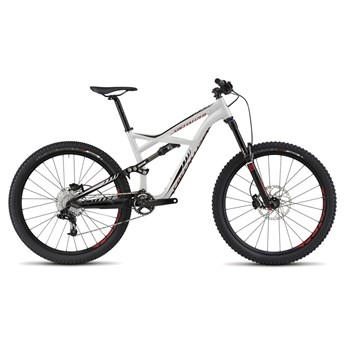 Specialized Enduro FSR Comp 650B Dirty White/Black/Red