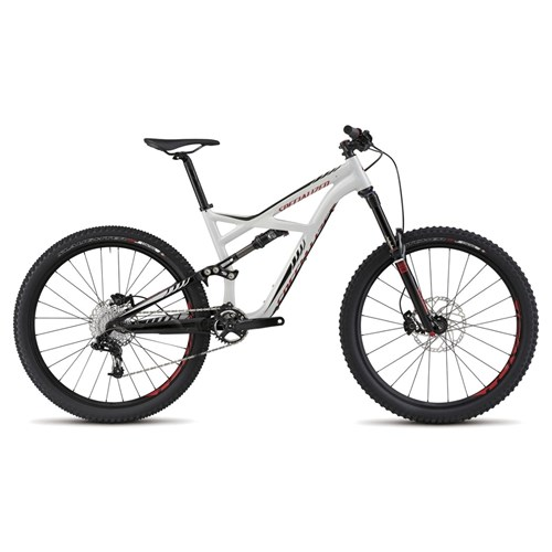 Specialized Enduro FSR Comp 650B Dirty White/Black/Red 2015