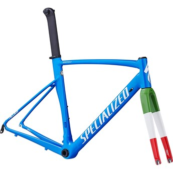 Specialized Allez Sprint Frameset Gloss Neon Blue/Italia 2019