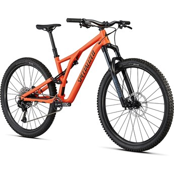 Specialized Stumpjumper Alloy Satin Blaze/Black 2021