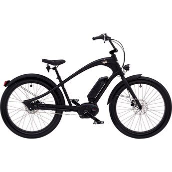 Electra Ace Go! 8i Step-Over Black 2020