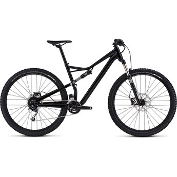 Specialized Camber FSR 29 Gloss Black/White/Clean