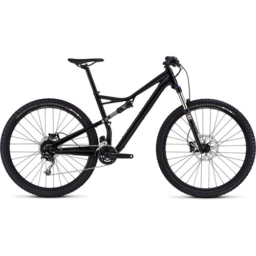 Specialized Camber FSR 29 Gloss Black/White/Clean 2016