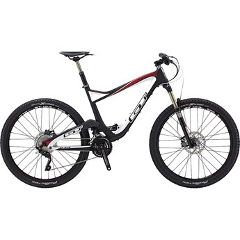 GT Sensor Carbon Expert Raw/White/Red