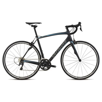 Specialized Roubaix SL4 Comp Carbon/Cyan/Charcoal