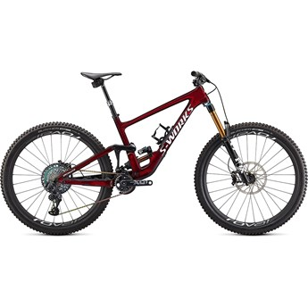 Specialized Enduro S-Works Gloss Red Tint/Spectraflair/Metallic White Silver 2021