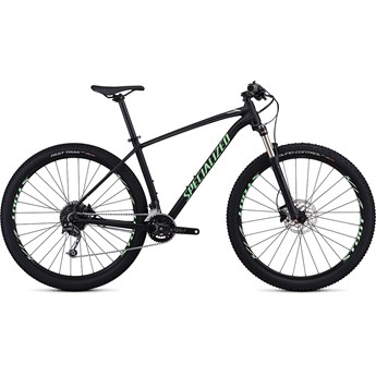 Specialized Rockhopper Men Expert 29 Gloss Black/Acid Kiwi/Charcoal 2019