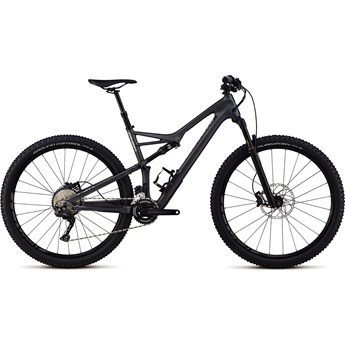 Specialized Camber FSR Men Comp Carbon 29 2-X Satin Graphite/Flake Silver Clean 2018