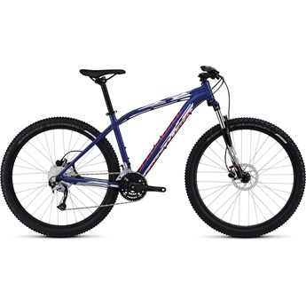 Specialized Pitch Sport 650B Gloss Deep Blue/Dirty White/Rocket Red