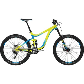 Giant Reign 27.5 2 LTD Yellow/Blue 2016