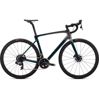 Specialized Roubaix Pro Etap Gloss Teal Tint/Charcoal/Blue 2020