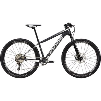 Cannondale F-Si Carbon 1 Womens Nearly Black with Cashmere and Fine Silver, Satin