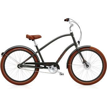 Electra Townie Balloon 3i EQ Army Grey