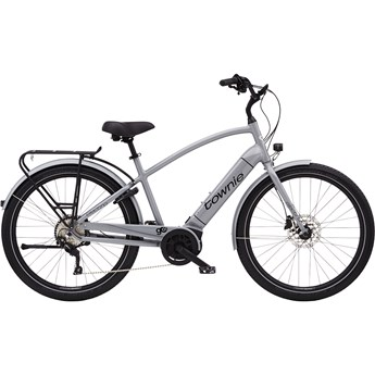 Electra Townie Path Go! 10D Step-Over Nardo Grey 2020