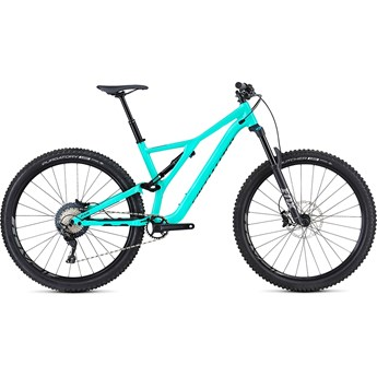 Specialized Stumpjumper FSR Men Comp 29 Gloss Satin/Acid Mint/Black