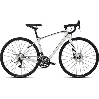 Specialized Ruby Elite Disc Gloss Dirty White/Indigo/Carbon Grey