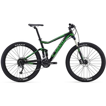 Giant Stance 27.5 2 Black/Green 2016
