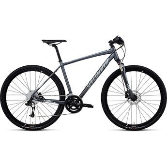 Specialized Crosstrail Expert Disc Grafitgrå/Vit