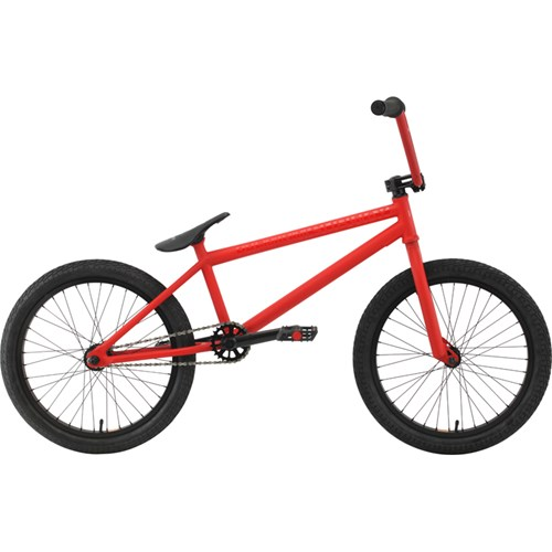 Premium Products Subway Bmx Röd