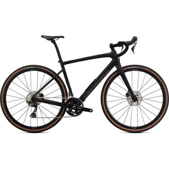 Specialized Diverge Comp Carbon Satin Carbon/Smoke/Chrome/Clean