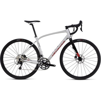 Specialized Diverge Comp DSW CEN Gloss Brushed/Red