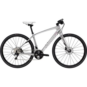 Specialized Vita Expert Carbon Disc Gloss Platinum/Micro Pearl White/Pink