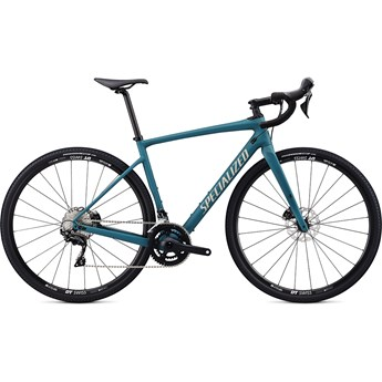 Specialized Diverge Sport Carbon Satin Dusty Turquoise/Taupe/White Mountains/Pearl Clean