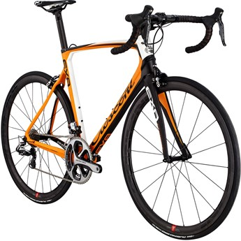 Crescent Exa Di2 Orange Matt 2017