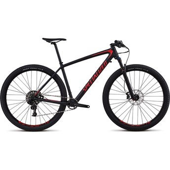 Specialized Epic HT Men Comp Carbon 29 1-X Satin Black/Flo Red 2018