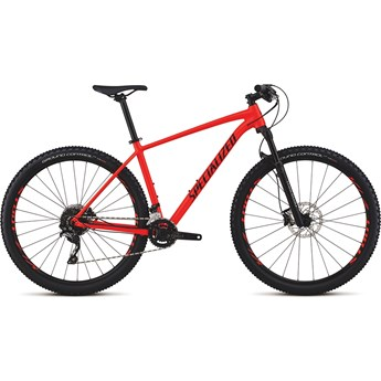Specialized Rockhopper Men Pro 29 Satin Rocket Red/Black/Clean 2018