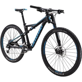 Cannondale Scalpel-Si 5 Matte Jet Black with Matte Ultra Blue and Gloss Black