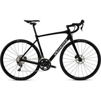 Specialized Roubaix Comp Gloss Tarmac Black/White Reflective/Clean