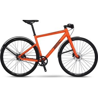 BMC Alpenchallenge AC01 Alfine 11 Fender Orange och Svart 2016