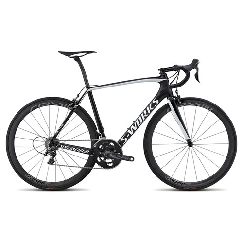 Specialized S-Works Tarmac Dura-Ace Carbon/White 2015