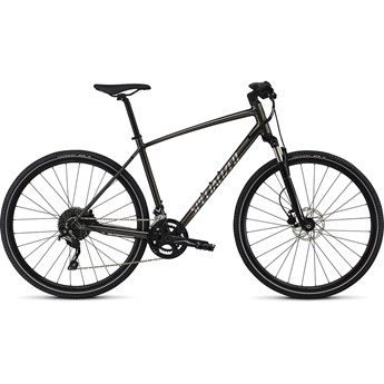 Specialized Crosstrail Elite Int Black Chrome/Chrome/Charcoal
