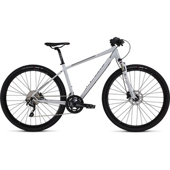 Specialized Ariel Comp Disc Satin Filthy White/Charcoal/Candy Red