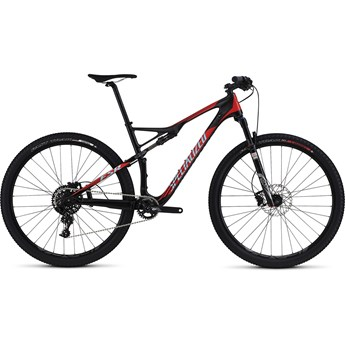 Specialized Epic FSR Comp Carbon World Cup 29 Gloss Carbon/Rocket Red/Light Blue