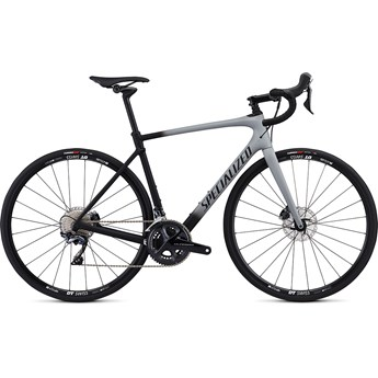 Specialized Roubaix Comp Satin Cool Grey/Black Fade/Clean