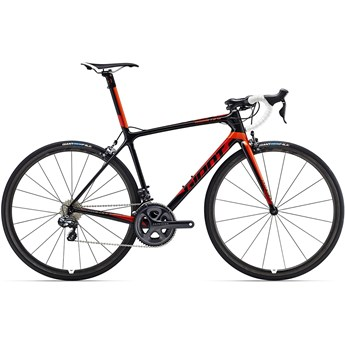 Giant TCR Advanced SL 1 Comp/Red/Orange 2016
