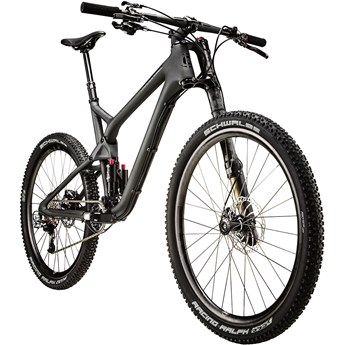 Cannondale Trigger 27,5 Carbon Black Inc. Mattsvart
