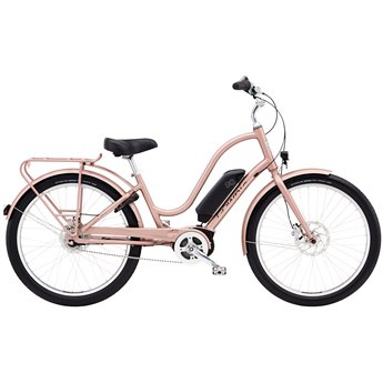 Electra Townie Go! 8i Step-Thru Rose Gold 2019