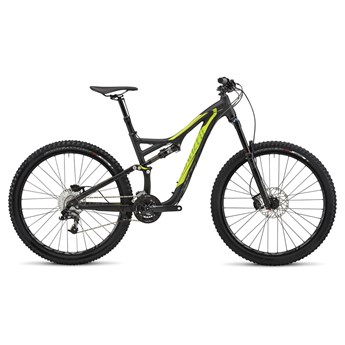 Specialized Stumpjumper FSR Comp EVO 650B Met Black/Hyper Grn/Moto Green